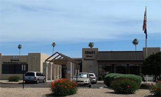 Boswell, Rehabilitation Center, Sun City, Arizona